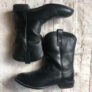 Ariat cowboy boots 12D